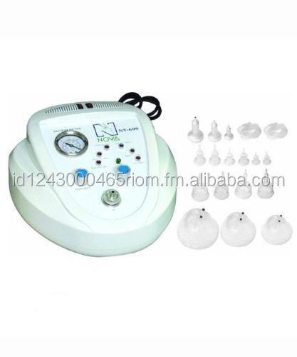 Breast Beauty Vacuum Therapy Equipment,Professional Beauty Spa Facial instrument