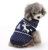 puppy winter apparel pet sweater