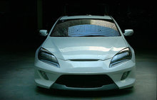 [CUPER] Hyndai Genesis Coupe - Front Bumper Aeroparts Body Kit (no.2231)