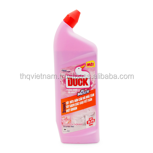 [THQ VIETNAM] Toilet Duck Thick Liquid Toilet Bowl Cleaner 900ml