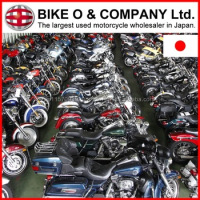 Trustworthy in stock used motorcycle for sale Japan in good condition