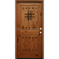 Your house Entry Single Doors Natural Wooden Door apartments hot sale living room Luxury cheap wholeselling handmade Traditional