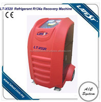 Auto Air Conditioning Refrigerant Recovery Machine / Refrigerant Recycle Machine