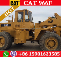 Second machine CAT 966F wheel loader with high demand