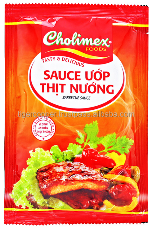 CHOLIMEX BARBECUE SAUCE SACHET 70G