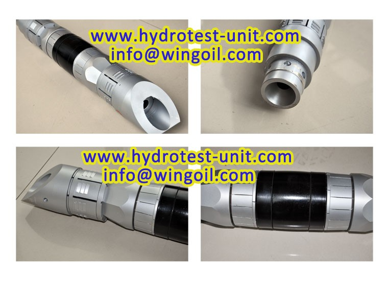 Water soluble hydraulic fracture bridge plug for oil and