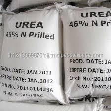 urea 46% nitrogen fertilizer with best quality competitive price for agriculture