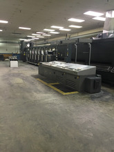 HEIDELBERG WEB 8 5 COLOR WEB PRINTING PRESS USED