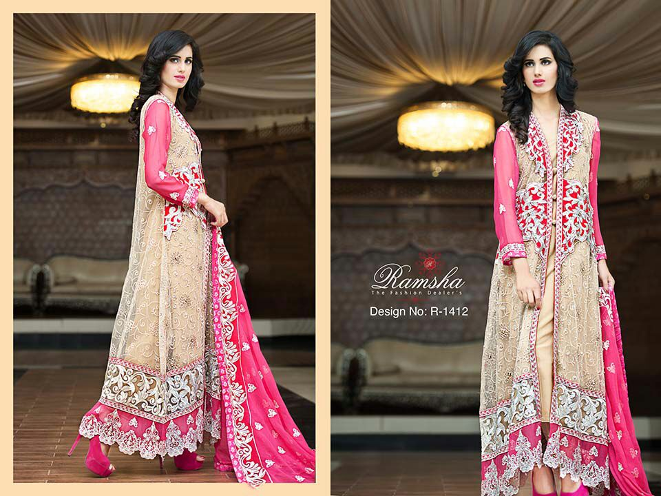 Ramsha Fashion Stone Work Volume 14