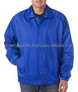 Lined coaches jackets, Custom lined coaches jackets