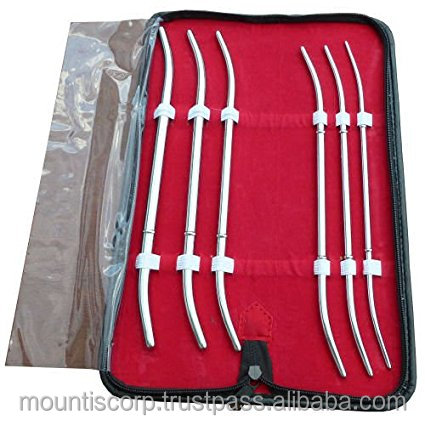 Hank uterine Dilator set