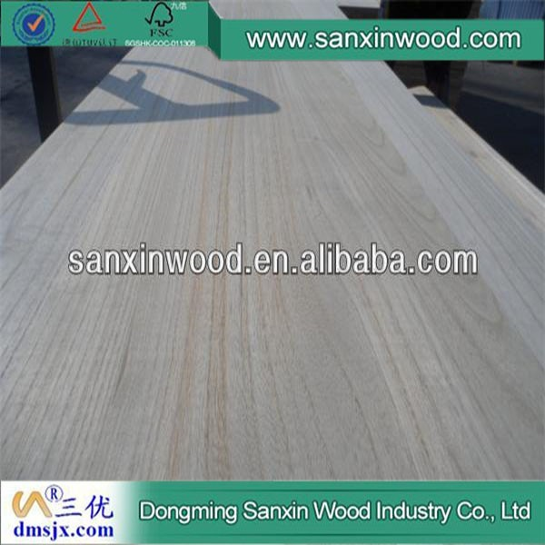 Timber Raw Materials 4x8 Solid Wood