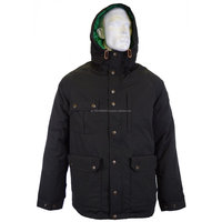 2015 Parka man's jacket for the winter winter jacket for motorcycle