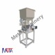 Semi Auto Liquid Cream Filling Machine with tank and wheel Malaysia