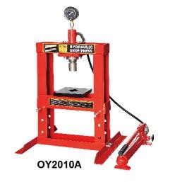 10Ton Hydraulic Shop Press with CE