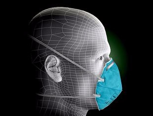 US 3M 1860 Medical Mask N95 Mask