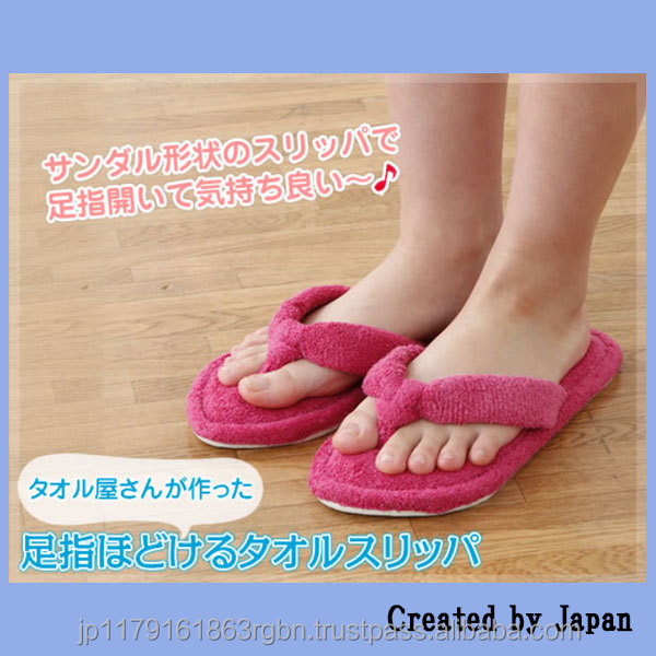 Washable and Pretty towel women fancy house slippers at reasonable prices
