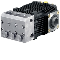 Annovi Reverberi (AR North America) RKASS36G12E-F17, 3.6 Max GPM Stainless Steel Plunger Pump 3000 Max PSI