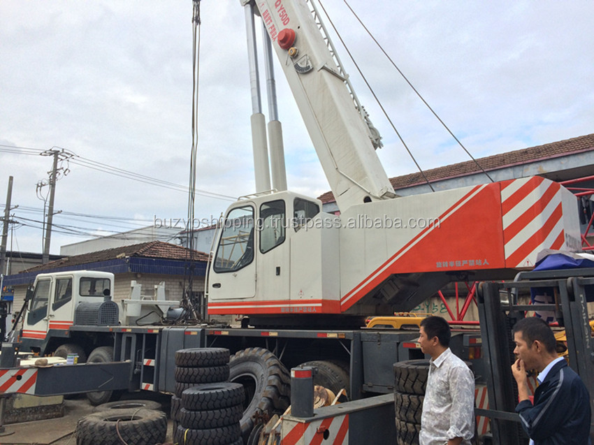 Second hand Zoomlion truck crane 50ton/used 50t 50 ton Zoomlion crane for sale!