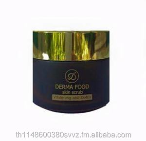 DERMA FOOD skin scrub selling face and body scrub (Coffee Scrub)/ Exfoliator with herbal Ingredient