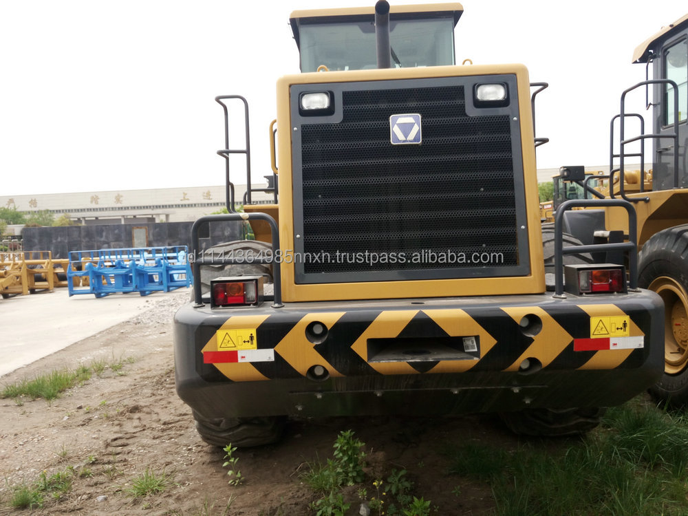 XCMG loader LW500KN front end loader for foton tractor High quality sales