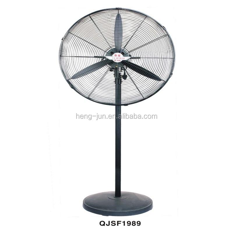 Katsu qjsf 1990 18 industrial floor stand fan with 3 for 18 industrial floor fan