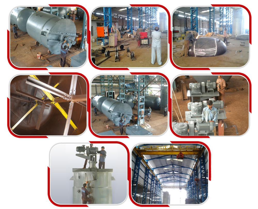 Grease Manufacturing Plant from India