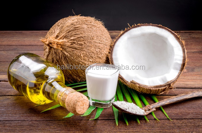 Alibaba high quality Coconut oil Fruits Oil bulk brands for Healthy Foods