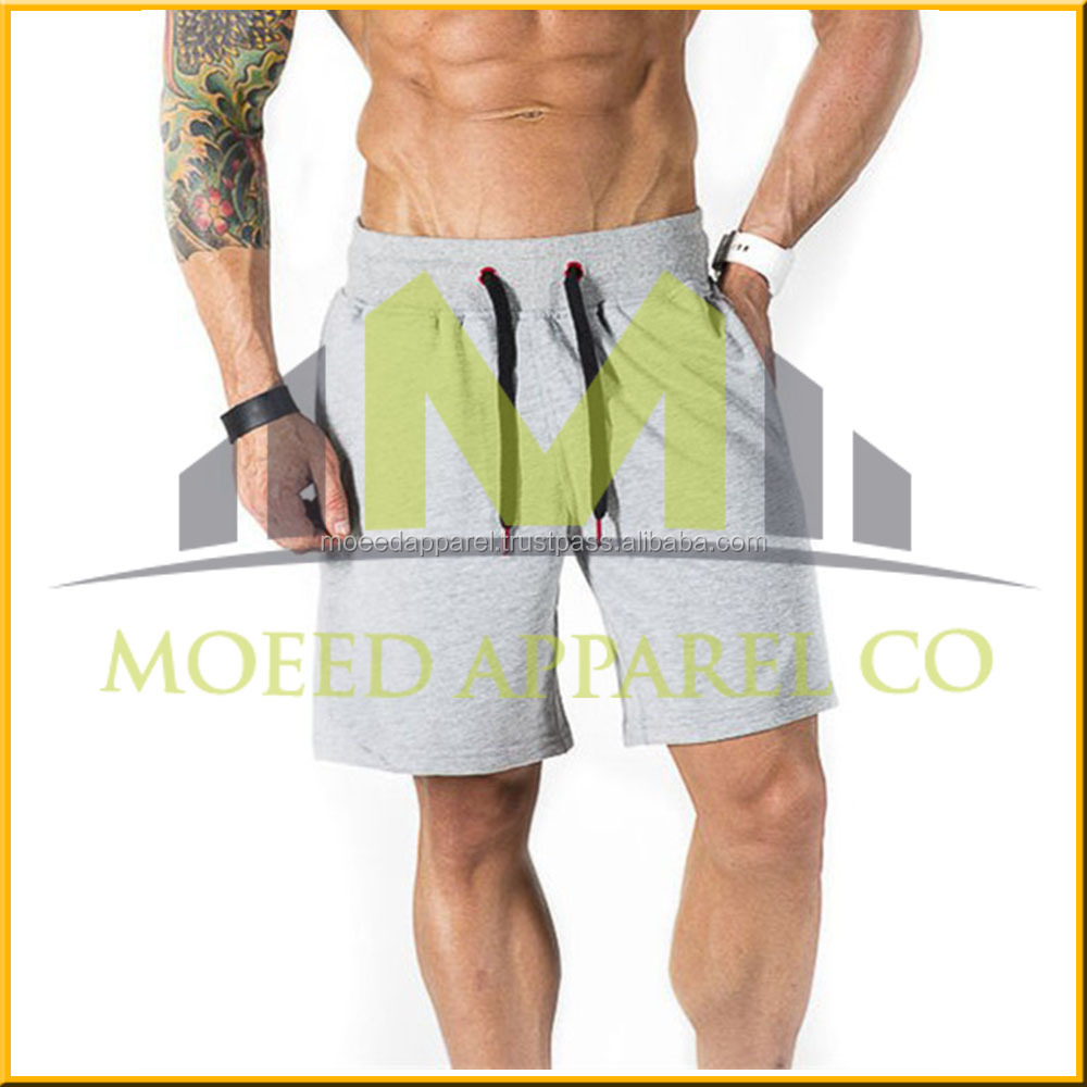 Dark Grey heather Tech-Gym shorts mens Gym /Athletic Pants Shorts for Men