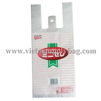 Good quality supermarket plastic bag for shopping online