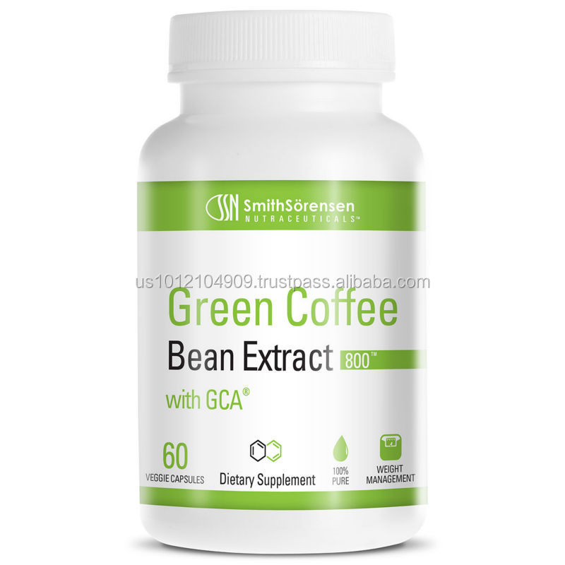 GMPc Weight Loss Product 100 % Pure Green Coffee Bean Extract Pill