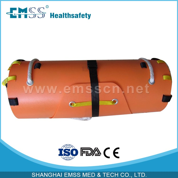 Fire Rescue Emergency Roll Stretcher Sled