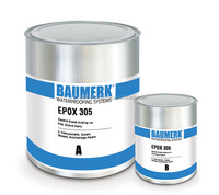 Epoxy Based, Two Component, Solvent Free Thixotropic Anchoring and Adhesive Mortar