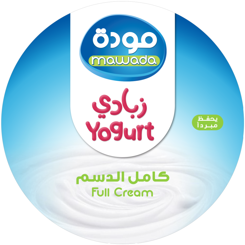 Mawada Yogurt Full Cream