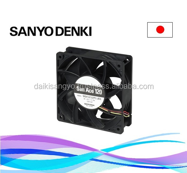 Japan quality sanyo denki stepping motor cooling fan for industrial use