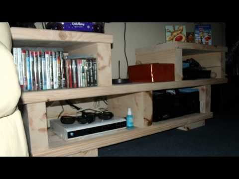 HANDMADE SOLID PINE,CHUNKY FURNITURECOFFEE TABLE WITH LED LIGHTS,TV UNIT,KITCHEN ISLAND/DINING)