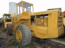 Used kawasaki KLD70Z wheel loader for Sale!used Japan loader kawasaki kld65z,70,80,90