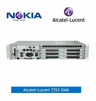 Alcatel 7353 ISAM CX Alcatel ISAM7353 CX Mini DSLAM same as Huawei MA5616