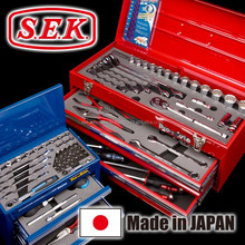 "High quality SUEKAGE TOOL MC-0251BR 1/4""DR.51PC. Tool Kit for industrial use"
