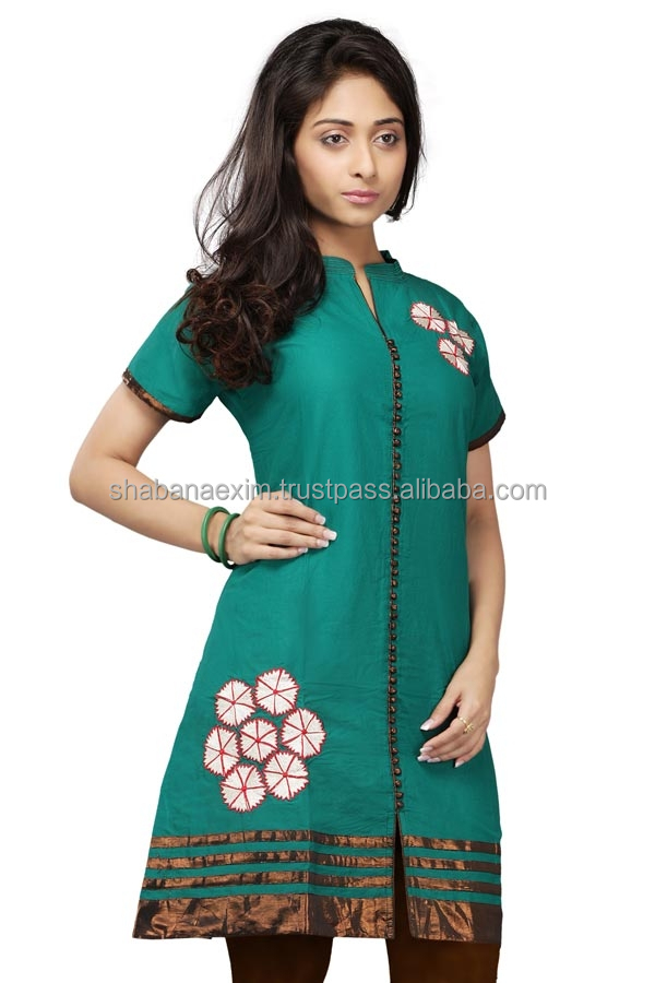 Indian Kurti design tops Casual long dress maxi dresses