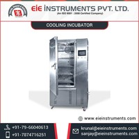 Fabricated Material of Cooling Incubator from Leading Manufacturer