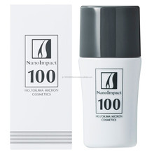 Effective and Portable, best anti hair loss tonic NanoImpact 100 with high permeability made in Japan