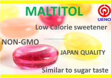 Healthy sugar alcohol Maltitol liquid from tapioca starch for making soft candies