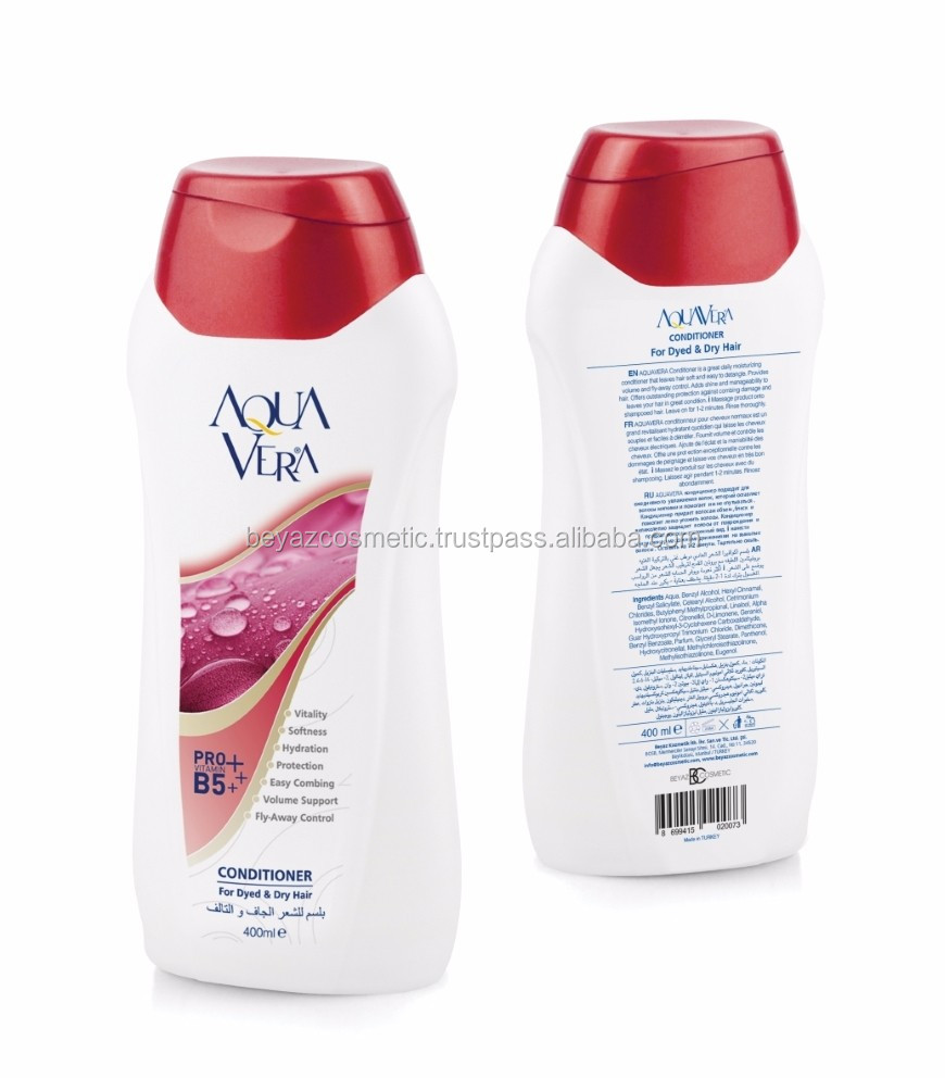 AquaVera Hair Conditioner - For Dyed & Dry Hair