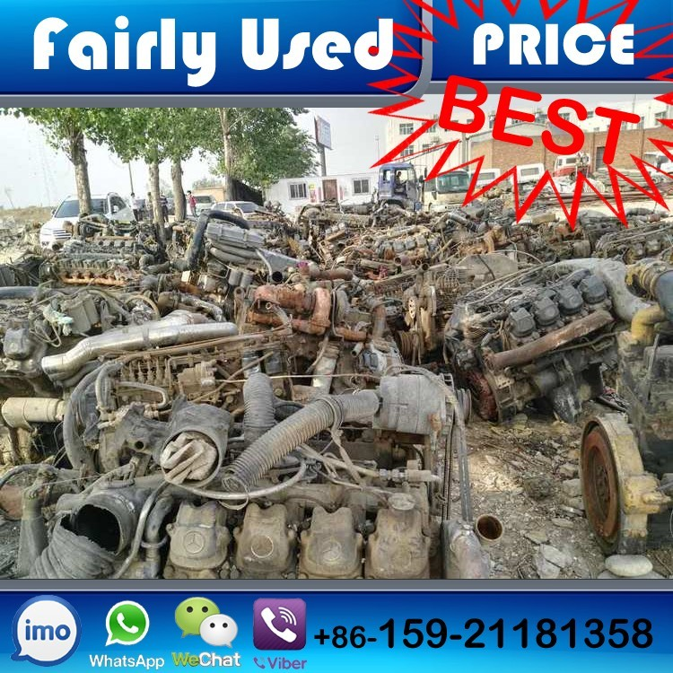 Used Mercedes Benz Engine for sale