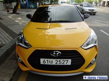 2012 Hyundai Veloster Turbo Used car