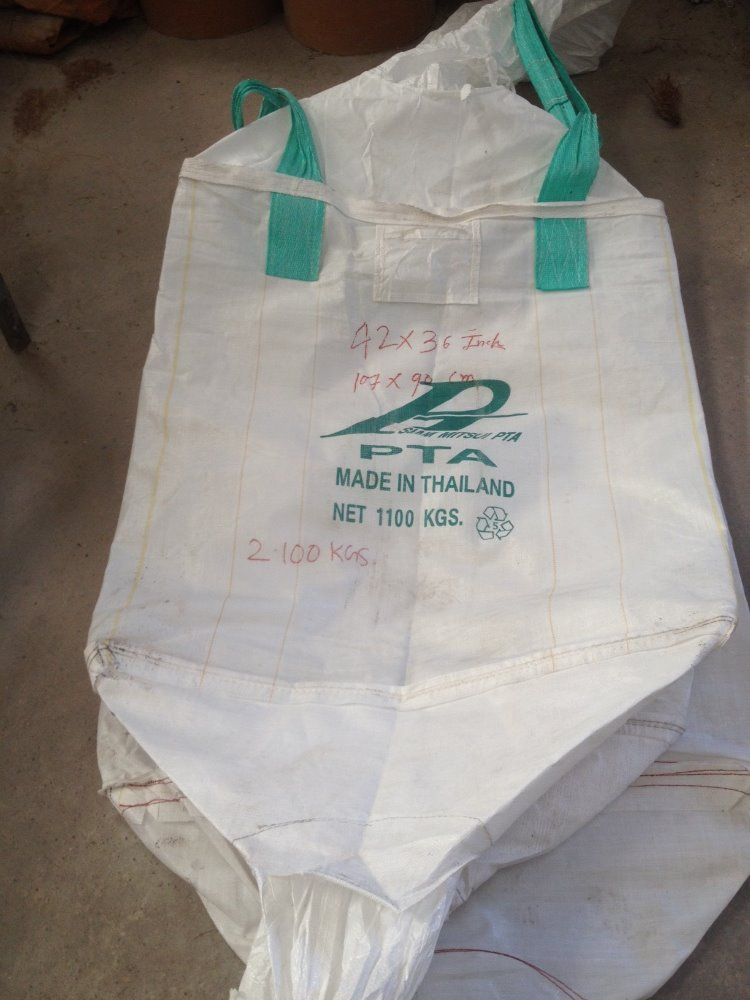 PTA Jumbo Bag, FIBC, PP Jumbo Bag, Used Jumbo Bag, Big Bag, Bulk Bag