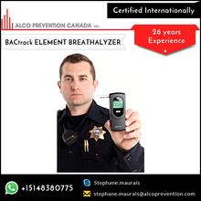 Certified Manufacturer Supplying Bactrack Element Breathalyzer at Best Price