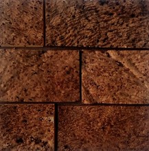 Brick Mosaic Cork Tile