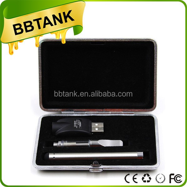 Vaporizer 3 In 1 Kit Thick Oil Glass Cartridge Atomizercustomizing atomizer package